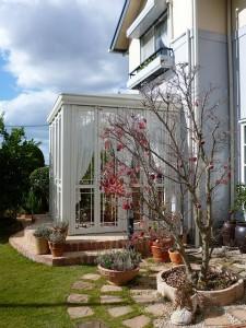 LIXIL 暖蘭物語 ガーデンルーム