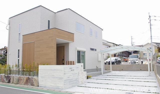 リゾート新築外構