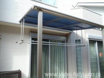 屋根テラス