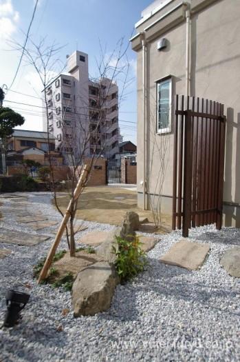 坪庭スペース