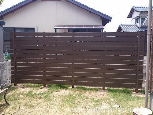 風除け用フェンス