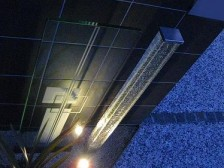 ガラスパネル インゴット